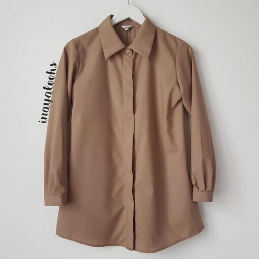 basic blouse katun toyobo